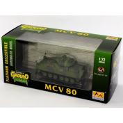 Easy Model British Army Warrior MCV 80 Germany 1993 - 1/72 Plastic Model