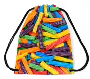 Candy Sling Bag (Licorice)