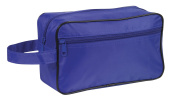 Toiletry Cosmetics Travel Bag, Royal Blue by BAGS FOR LESSTM