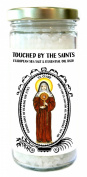 Saint Clare Patron of Healing the Eyes European Sea Essential Oil Lavender Bath Salts
