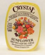 Crystal Glycerine Soap Bars Sunflower