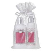 JAQUA - Raspberry Buttercream Frosting Luscious Gift Set