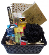 Gold Medal Tween Girl Beauty Basket - Perfect for Easter Basket, Christmas, Birthdays, Graduation, or Other Occasion!