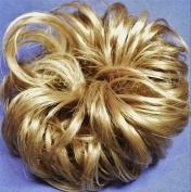 LACEY 7.6cm Pony Fastener Hair Scrunchie - 24H613 Golden Blonde-Vanilla