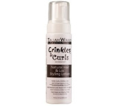 Taliah Waajid Black Earth Products Crinkles and Curls Natural Hair and Loc Styling Lotion, 240ml by Taliah Waajid