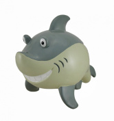 Great White Smiling Shark Jumbo Coin Bank