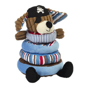 Maison Chic Patch the Pirate Dog Stacking Toy, 22cm tall