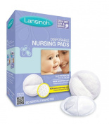 LANSINOH PAD DISPOSABLE NURSING BRA PADS x60 #20265
