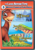 The Land Before Time VIII-X 3-Movie Family Fun Pack
