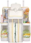 Dexbaby Nursery Organiser, White, Garden, Lawn, Maintenance by Dex Baby Products