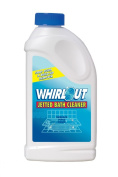 Whirlout WO06N Jetted Bath Cleaner 650ml (0.6kg.) Self Cleaning Action Formulated to Clean Hot Tubs, Spas, Whirlpools & Jetted Bathtubs