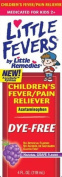Little Fevers Children's Fever/pain Reliever, Dye-free, Natural Grape Flavour, 120ml