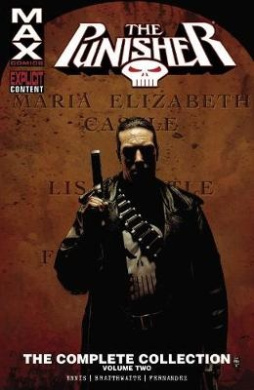 Punisher Max: The Complete Collection, Volume 2
