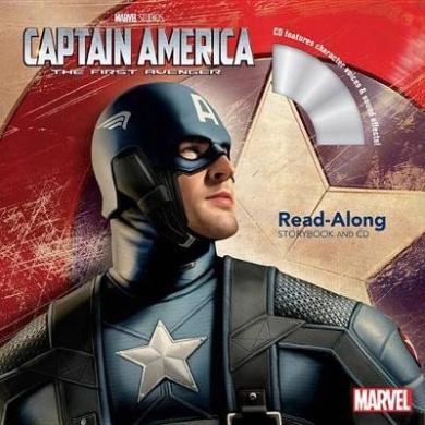 Captain America: The First Avenger Read-Along Storybook and CD (Read-Along Storybook and CD)