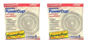 Presto 09964 PowerCup Concentrators, Package of 8