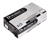 5 mil White vinyl disposable glove - industrial grade - powder free - Box of 100 - Small