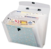 Generations - Memory File Expandable Storage Case-Frost 30cm x 30cm