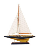 Wooden Sailboat Replica