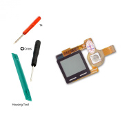 Easy To Shop Front LCD Screen Display Repair Part for GoPro Hero 4 Silver/Black Camera + KR-NET Stand