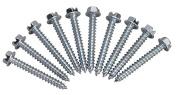 (Lot of 100) 5.1cm x 0.6cm Lag Screws for Tripod / Mast Bracket Mounting EZ 47-S1