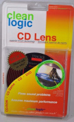 Clean Logic CD Lens Cleaner with Hyperbrush