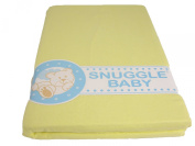 Snuggle Baby Cot Bed Sheets Flannelette Pack of 2 Sheets