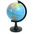 stationeryStation Political World Globe, Desktop Stand Office & School, Swivel Rotating