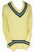 grey-NICOLLS Acrylic Sweater