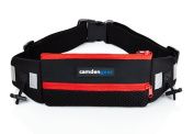 Running Belt By Camden Gear. Fits iPhone 6 6s Plus And Android Smartphone. Perfect for Waist Sizes 60cm -14m. Men and Women