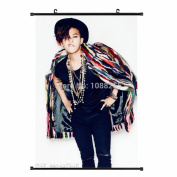 Anime family BIGBANG The Best of 2006 Home Decor Poster Wall Scroll pictures Kwon Ji-Yong YG