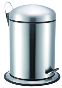 Stainless Steel Pedal Trash Can/Bin