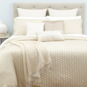 Oake BRUSHED DOT Twin Comforter Cover