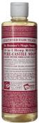 Dr. Bronner's Magic Soap, 18-IN-1 Hemp ROSE PURE CASTILE SOAP, 470ml Colour