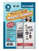 FREEZ-A-FRAME 33246H Magnetic Picture Frame Set