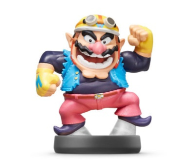 Nintendo amiibo Character Wario (Smash Bros Collection)