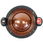 Seismic Audio - SA-DR9 - 8 Ohm Replacement Diaphragm - Compatible with Selenium D250-X Horn Drivers