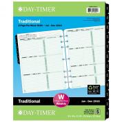 Day-Timer 2-Page-Per-Week Original Planner Refill 2016, 12 Months, Loose-Leaf, Folio Size, 22cm x 28cm