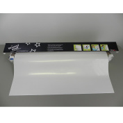 Wizard Wall Dry Erase Film System - Jumbo System With White Film