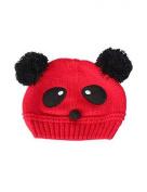 Legou Kids Lovely Soft Woollen Cap Panda Hat