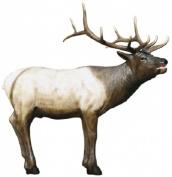Delta McKenzie 20540 Pinnacle Elk 3D Hunting Archery Target Decoy
