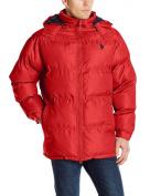 U.S. Polo Assn. Men's Signature Bubble Jacket