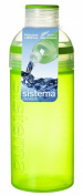 Sistema Trio Drink Bottle 580ml, Green