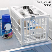 Fridge Anti Theft Lock Cage