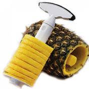 BlueBeach Fruit Pineapple Corer Slicer Peeler Cutter Parer