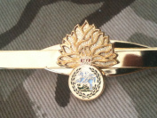 Royal Regiment of Fusiliers Military Tie Clip