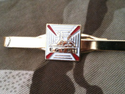 RGBW Royal Glouster Berkshire Wiltshire Tie Clip