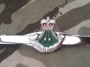 Rifles Regiment Military Tie Clip