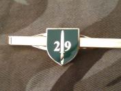 29 Commando Military Tie Clip Royal Marines