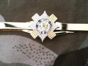 Scots Guards Military Tie Clip