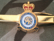 RAF Royal Air Force Transport Command Military Tie Clip